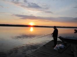 отчеты о рыбалке тверская область